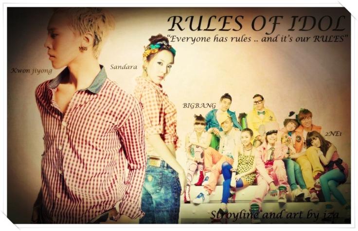 RULES OF IDOL